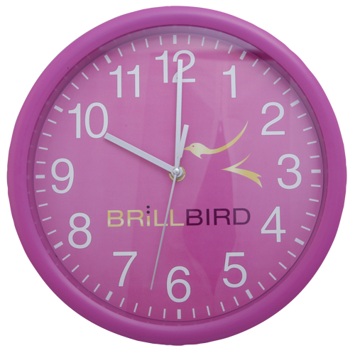 BrillBird Wall Clock
