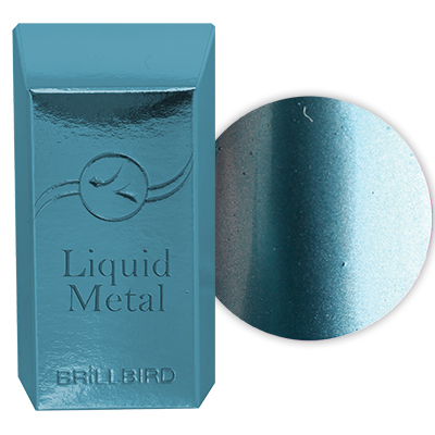 Liquid Metal Gel & Lac – 3 Blue (5ml)