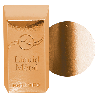 Liquid Metal Gel & Lac – 5 Bronze (5ml)