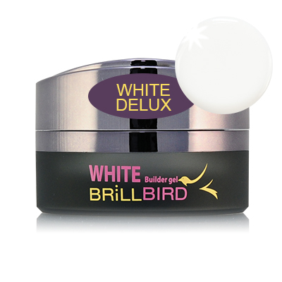 White Delux Builder Gel