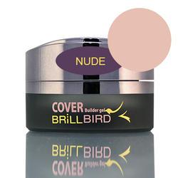 Nude cover building gel