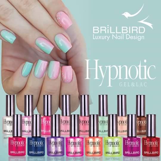 HYPNOTIC GEL & LAC 01-40