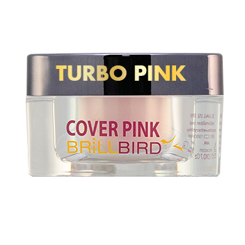 Turbo Pink acrylic