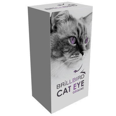 Cat Eyes Gel&Lac 5ml – Violet
