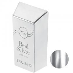 Liquid Metal Gel & Lac – Real Silver (5ml)