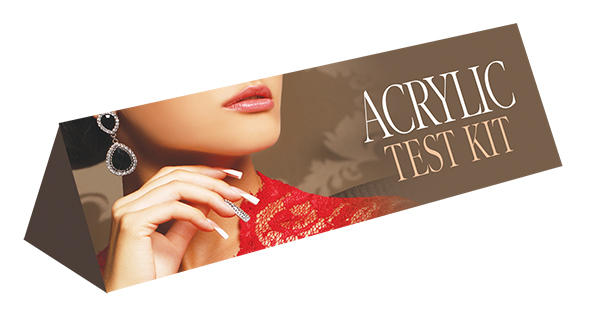 Acrylic Test Kit