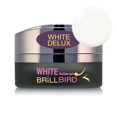 White Delux Builder Gel