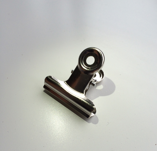 C-curve Holder Clip (metal)
