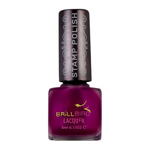 Nail Stamping polish – Fuchsia pink